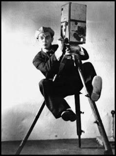 El cameraman (1928)