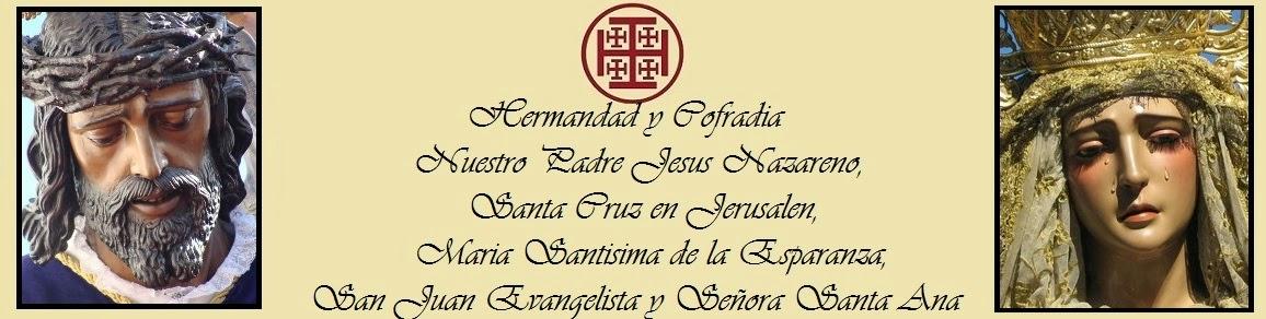 Hermandad Nuestro Padre Jesús Nazareno Constantina