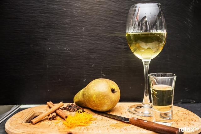 Рецепт глинтвейна в домашних условиях белое вино 249