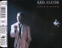 Karl Keaton - Love\'s Burn (CDM) (1991)