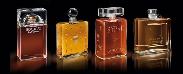 Lancome Bocages, Conquet, Kypre i Tendre Nuits
