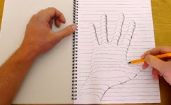 How to Draw in 3D – Optical Illusion