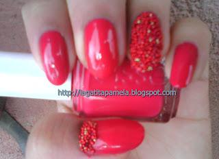 caviar manicure caviar nails