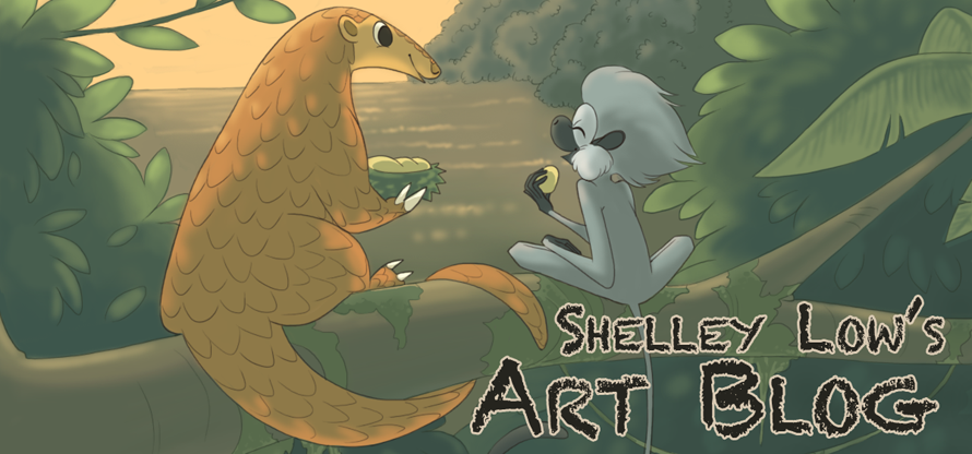 Shelley's Art Blog