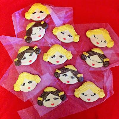 galletas fallera; fallera; fallas; valencia; galletas decoradas; cookies; fuegos; fiesta; celebración; españa; bandera;