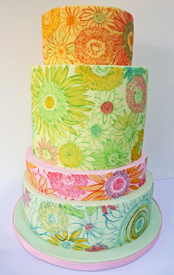 Amelie\'s House: More wedding cakes