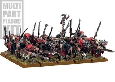 Skaven Clanrats unit photo