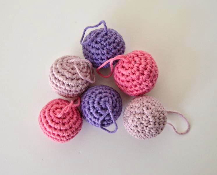 My World Of Wool Tutorial How To Make Crochet Balls
