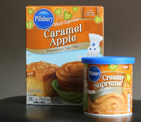 Apple Cinnamon Cupcakes With Cake Mix