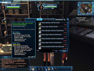 Star Trek Online - Uncommon Ground Weapon