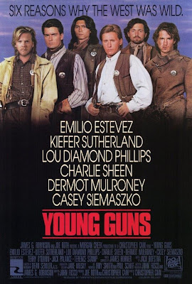 descargar Young Guns – DVDRIP LATINO
