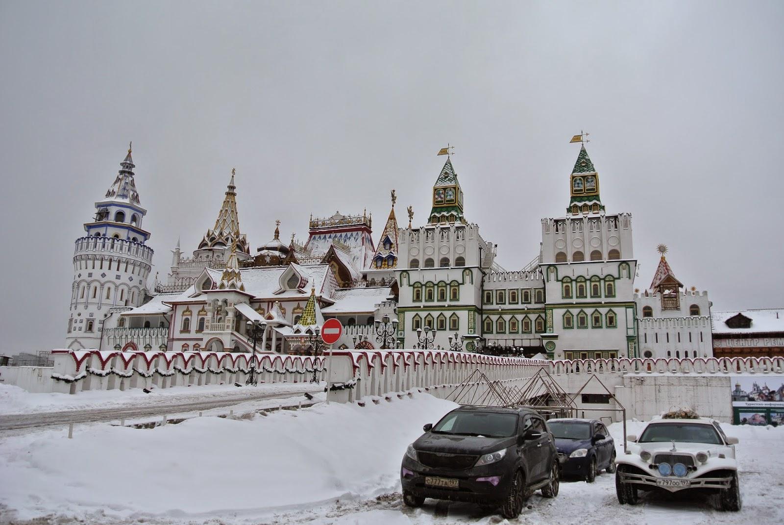 Ismailovo Kremlin, Moscow