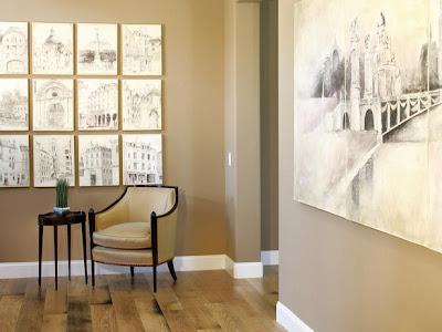airaniez's life: rekaan ruang masuk rumah / foyer