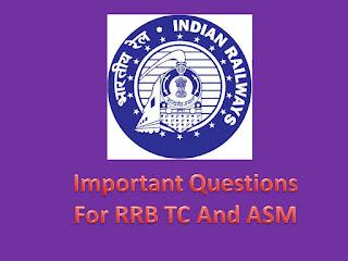 Railway Recruitment Board - 2016 Online Mock Test