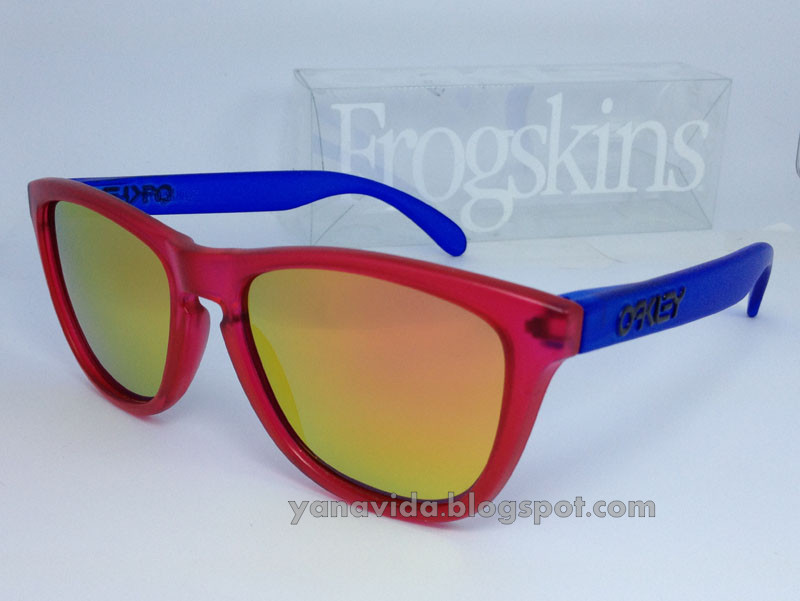 oakley red white and blue sunglasses  white Archives