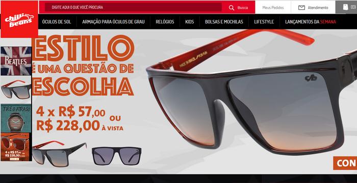 http://loja.chillibeans.com.br/