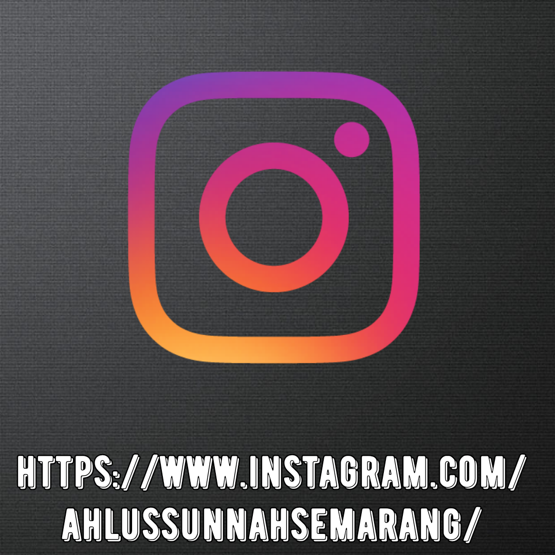Instagram Ahlussunnah Semarang