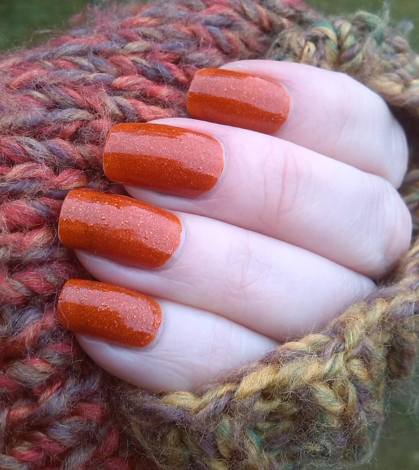 Fancy Gloss Pumpkin Patch