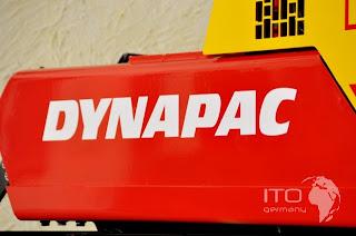 Dynapac LP8500 Grabenwalze