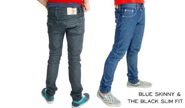 tarik jeans