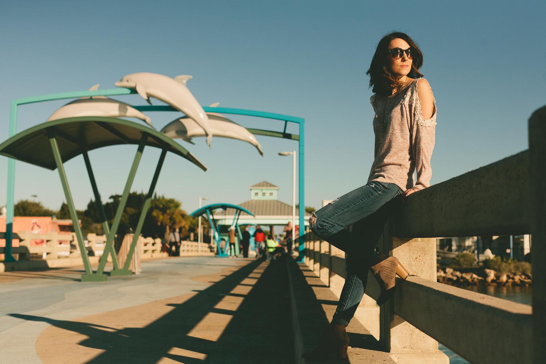 Vilano Beach, FL; St. Augustine Style Blogger Meaghan Alvarado, http://www.justmeaghan.com