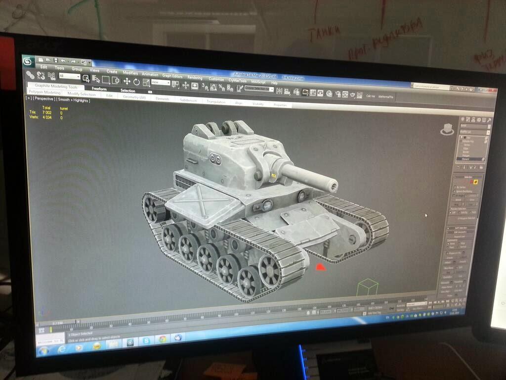 Как сделать полный экран в танках онлайн