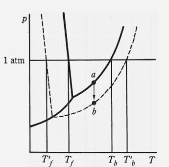 Silvias blog laporan praktikum kimia fisika penurunan titik beku gambar 1 penurunan titik beku larutan ccuart Image collections
