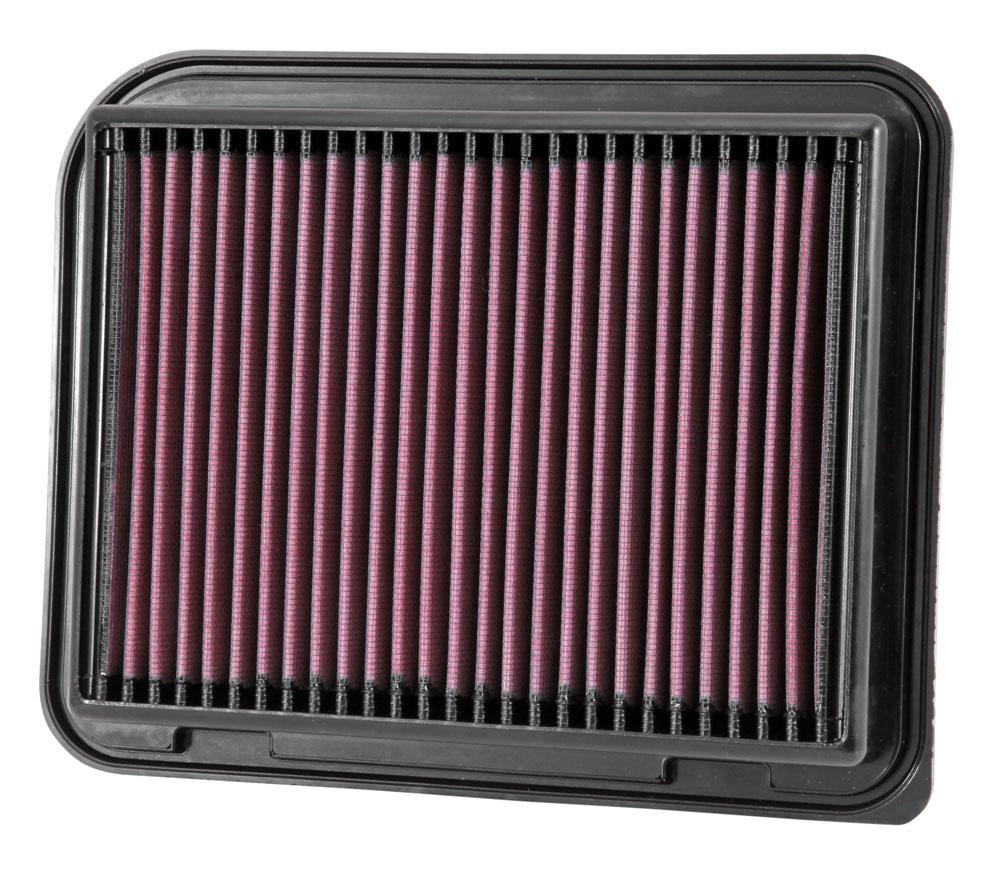 Mitsubishi Lancer 2012 Air Filter Panel: TOPSOUND PERFORMANCE: K&N Air Filter Mitsubishi Lancer GTE