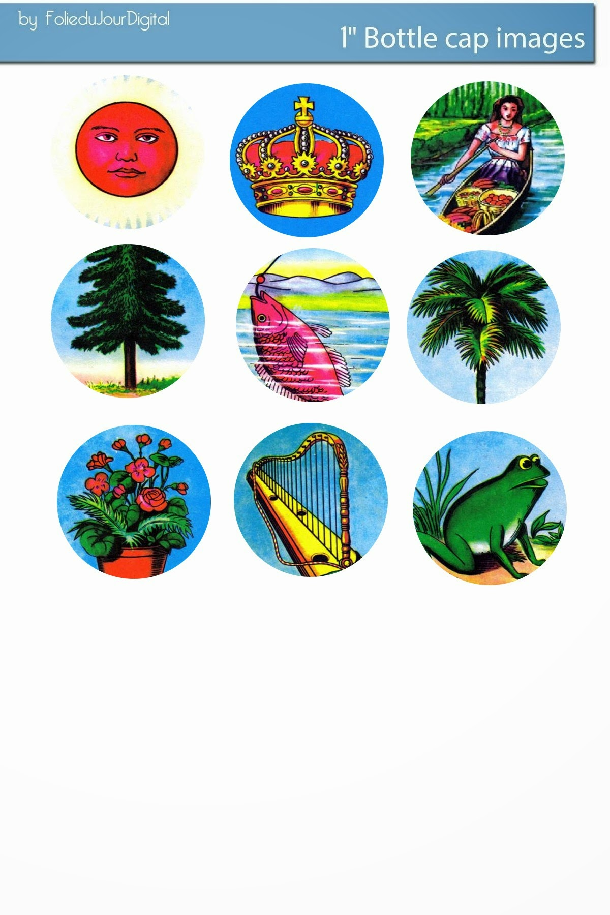 Irresistible image pertaining to printable loteria mexicana