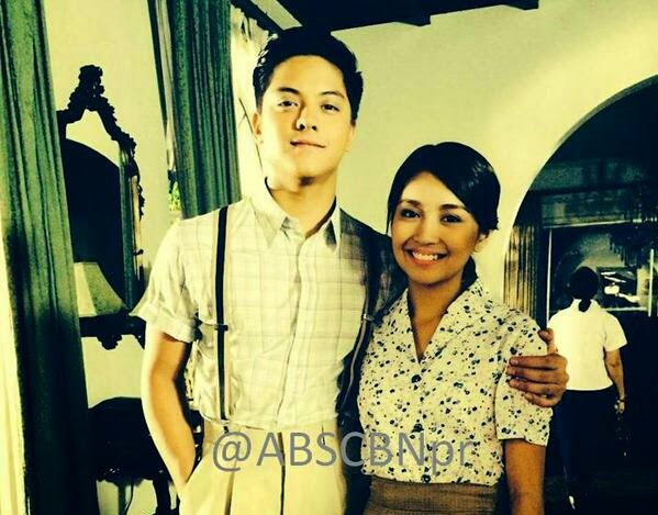 Daniel Padilla and Kathryn Bernardo in Be Careful With My Heart