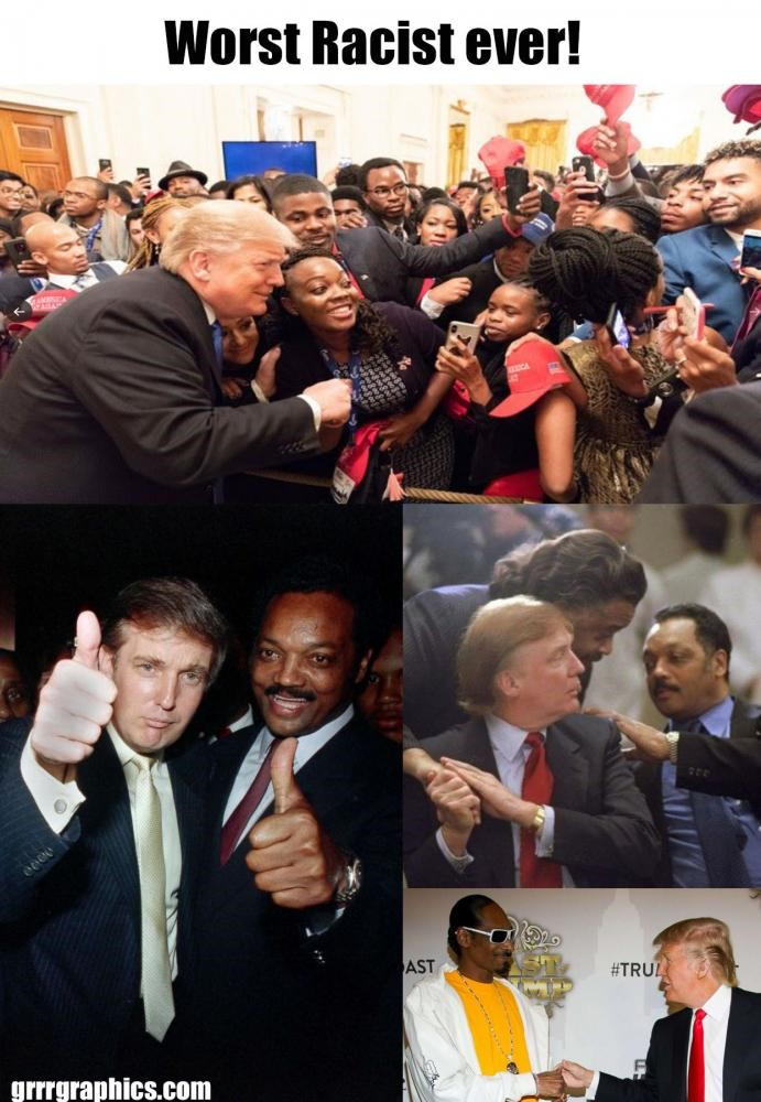 Worst Racist Ever!
