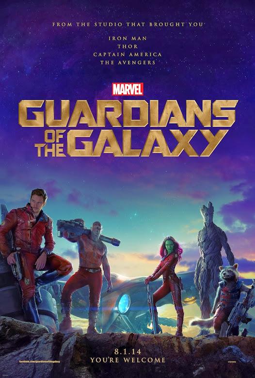 มันส์แน่ๆ-Guardians of the Galaxy (รวมพันธุ์นักสู้พิทักษ์จักรวาล) ซุปเปอร์ฮีโร่เรื่องใหม่่ของมาร์เวล
