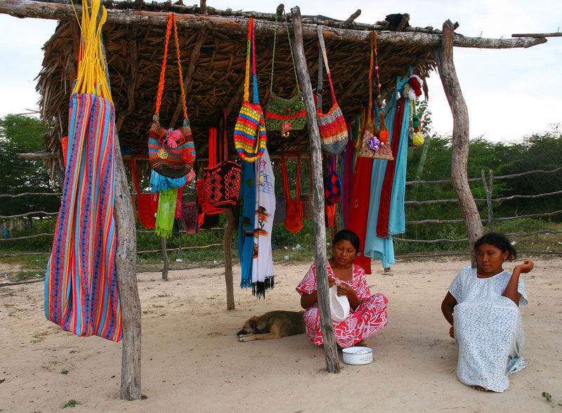 the wayuu people of colombia and venezuela Wayuu the wayuu are known as the people of the sun, sand, and wind they are located in the arid guajira peninsula in northern colombia and northwest venezuela the wayúu language is part of the arawak family and is called wayuunaiki.