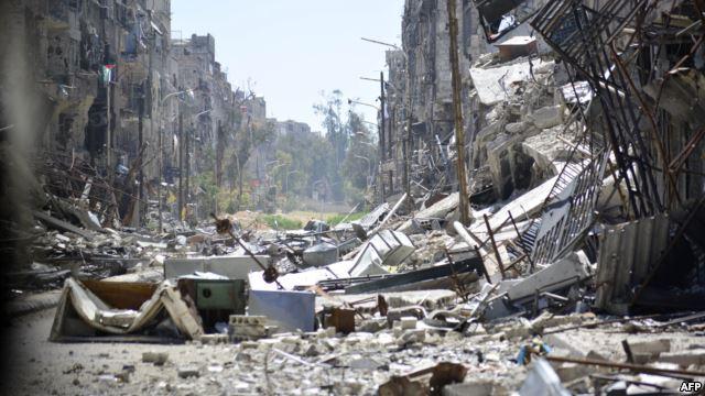 Ketika Keheningan Selimuti Suriah
