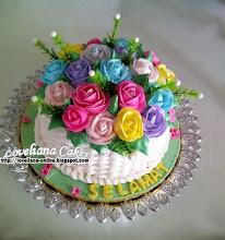 Basketweave Cake Class