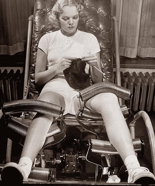 procedimientos belleza 1930s-40s