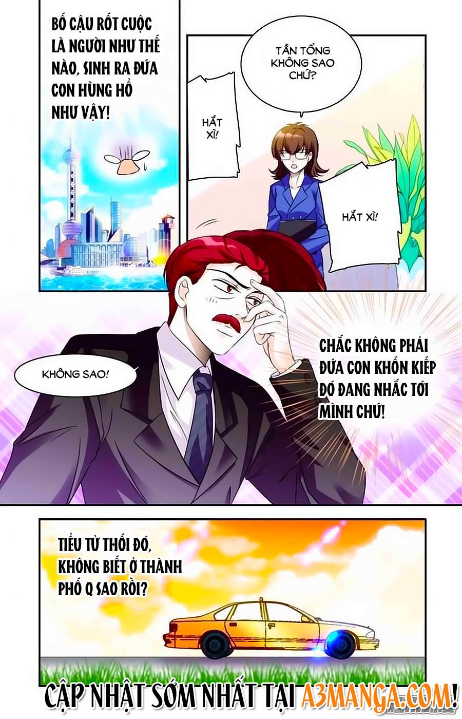 Thanh Ninh Chi Hạ – Chap 19
