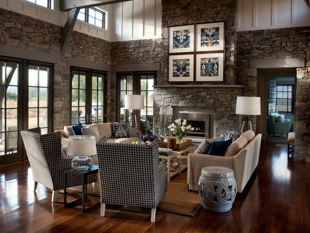 Inspira interiør: stue inspirasjon.