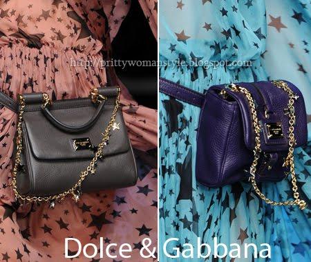 чантички-колани Dolce & Gabbana