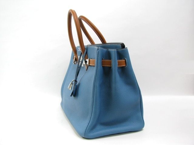 birkin handbags outlet - hermes kelly bag 32cm blue paradise clemence ghillies palladium ...