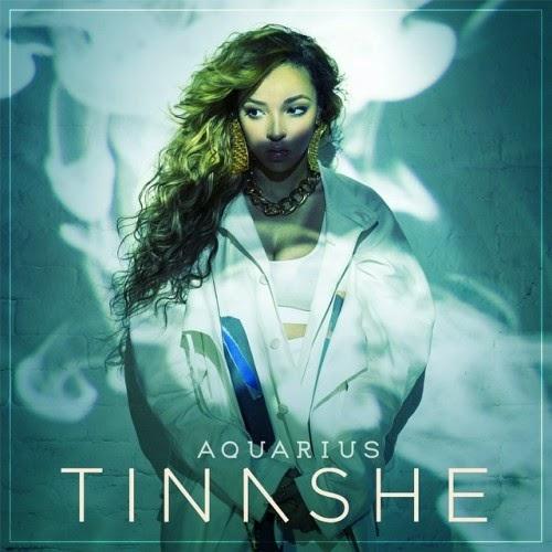 """Capa e tracklist do álbum """"Aquarius"""" da Tinashe"""