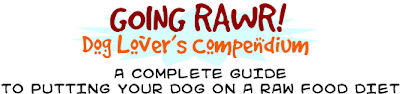 Going RAWR!