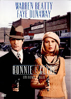 Capa do filme Bonnie e Clyde - Uma rajada de balas