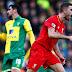 Liverpool vence o Norwich em jogaço de 9 gols.