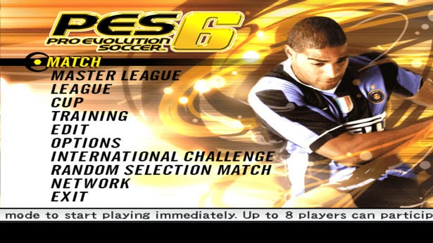 PES 6 Highly Compressed Free Download PC Games