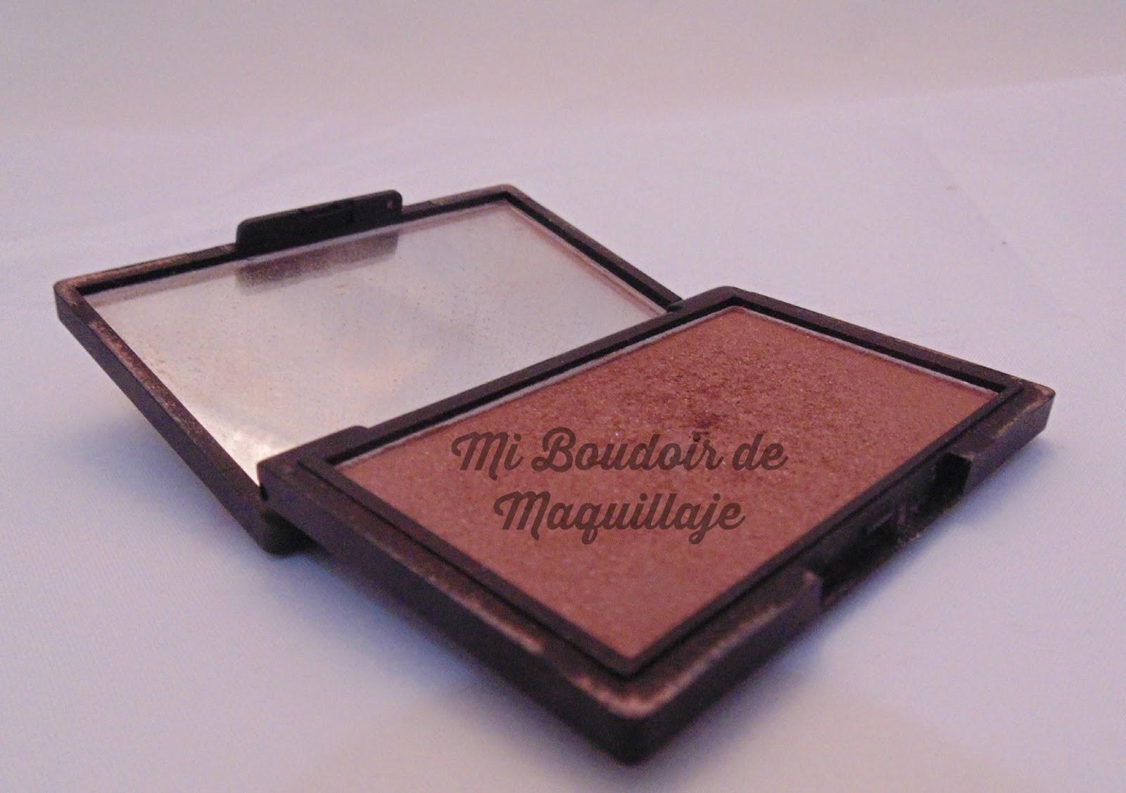 Antique de Sleek blush colorete