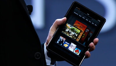 Amazon Kindle Touch Tablet