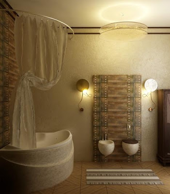 traditional bathroom interior design 2012 image