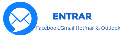 Entrar - Facebook, Gmail, Hotmail & Outlook