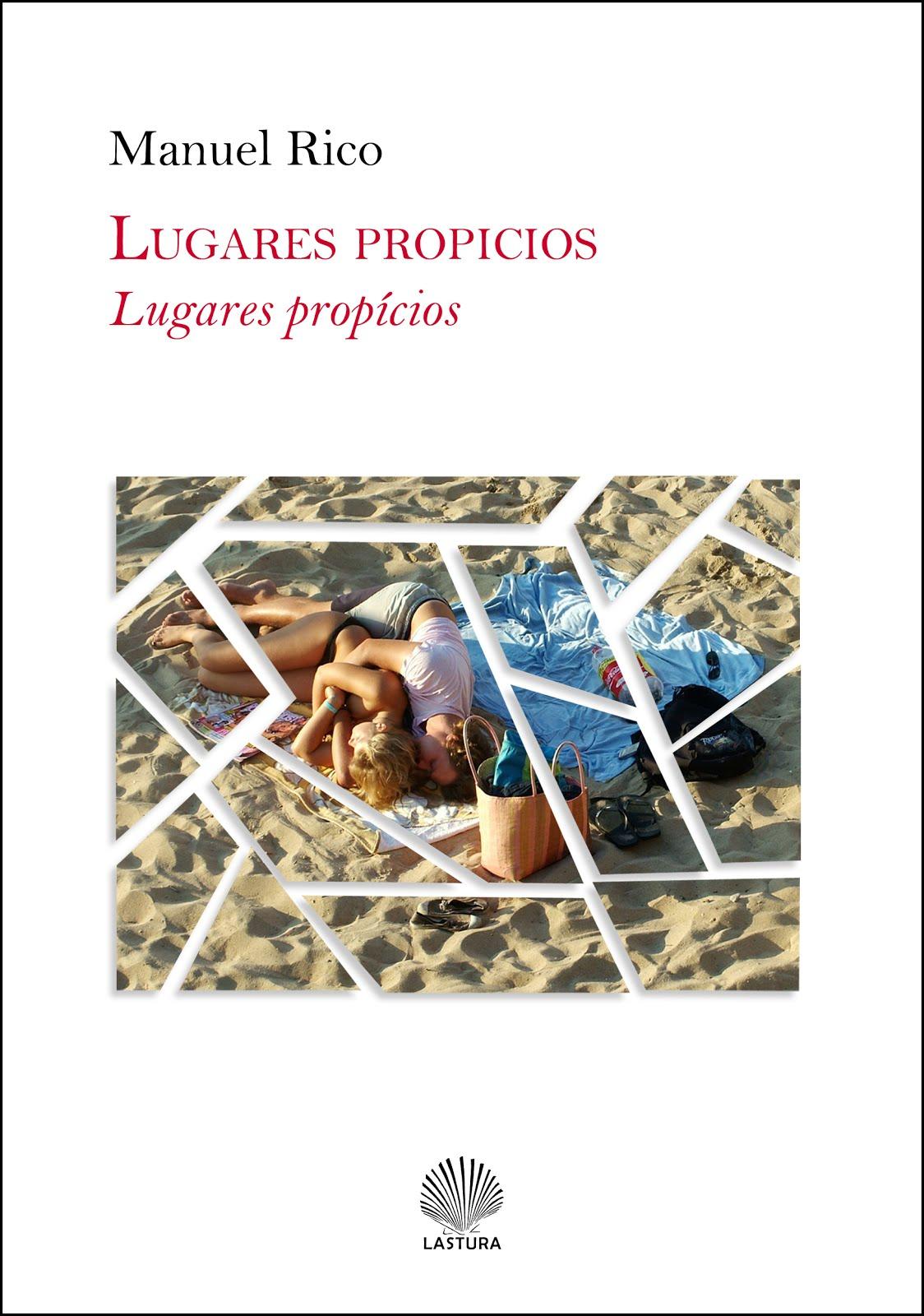 """""""Lugares propicios"""". Antología 1986-2015"""